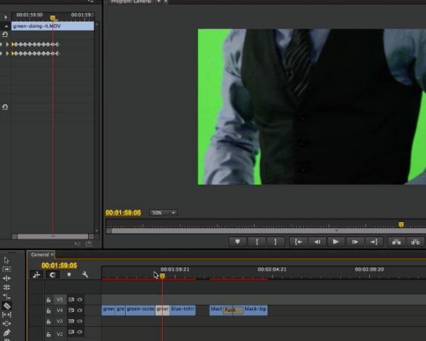Création d'un Vidéo Shake