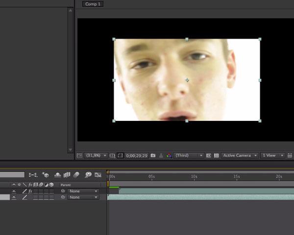 Découverte de l'interface d'After Effects