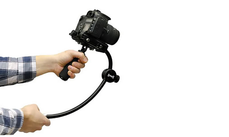 Steadicam Opteka SteadyVid PRO pour DSLR