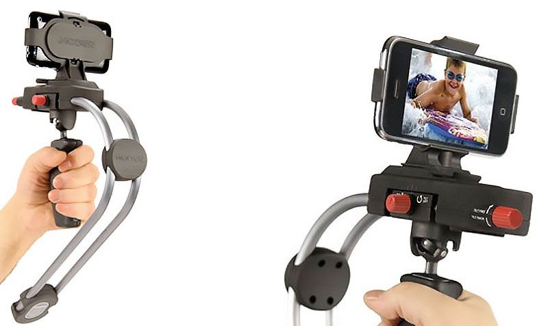 Steadicam smoothe pour iphone 4 et Iphone 4S