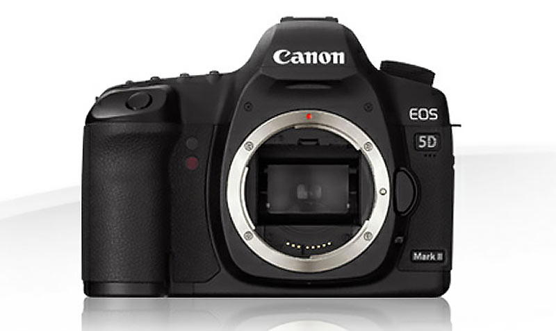 dslr canon 5D mark 2