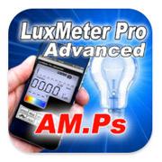 icon application luxmetter pro advanced