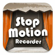 icon application stop motion-recorder