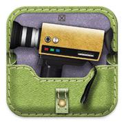 icon application video 8mm vintage camera