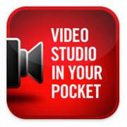 icon application video camera