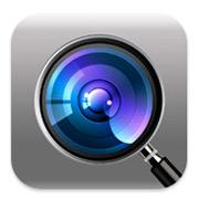 icon application video tiltshift