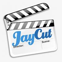 Logo du logiciel de montage gratuit en ligne Jaycut.