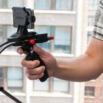 Présentation d'un stabilisateur vidéo de type steadicam
