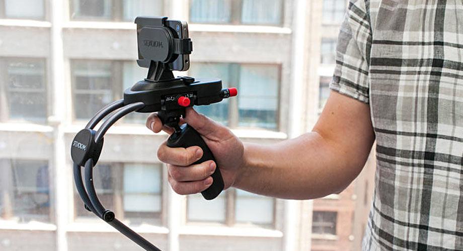 stabilisateur video type steadycam