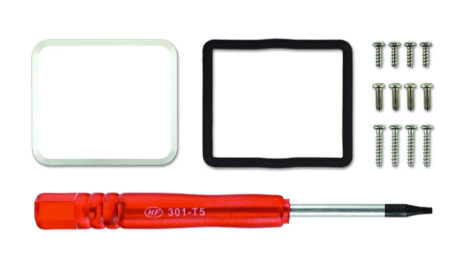 Kit de remplacement lentille Gopro Hero 3