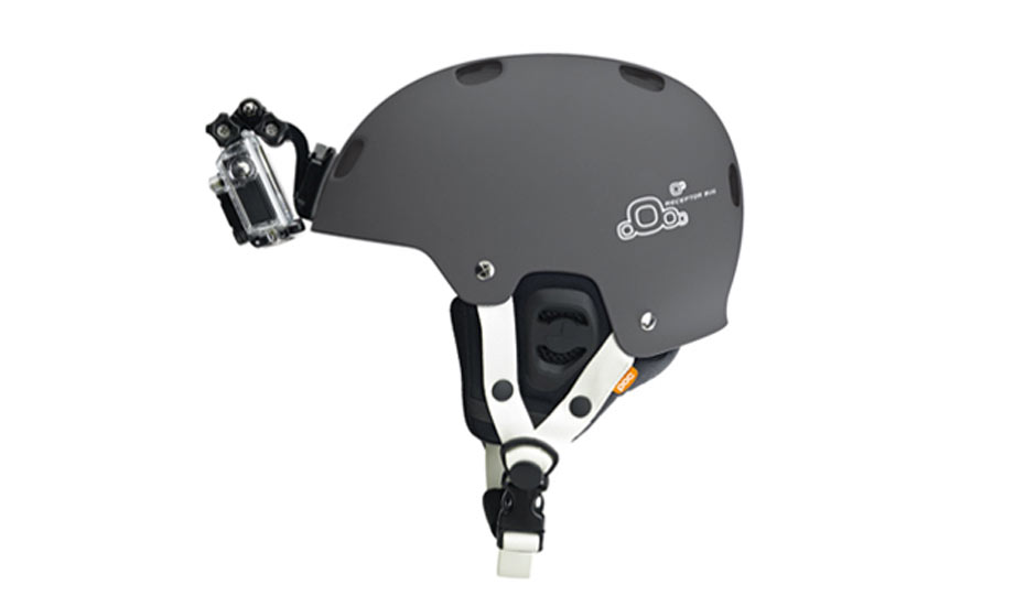Support pour casque Gopro