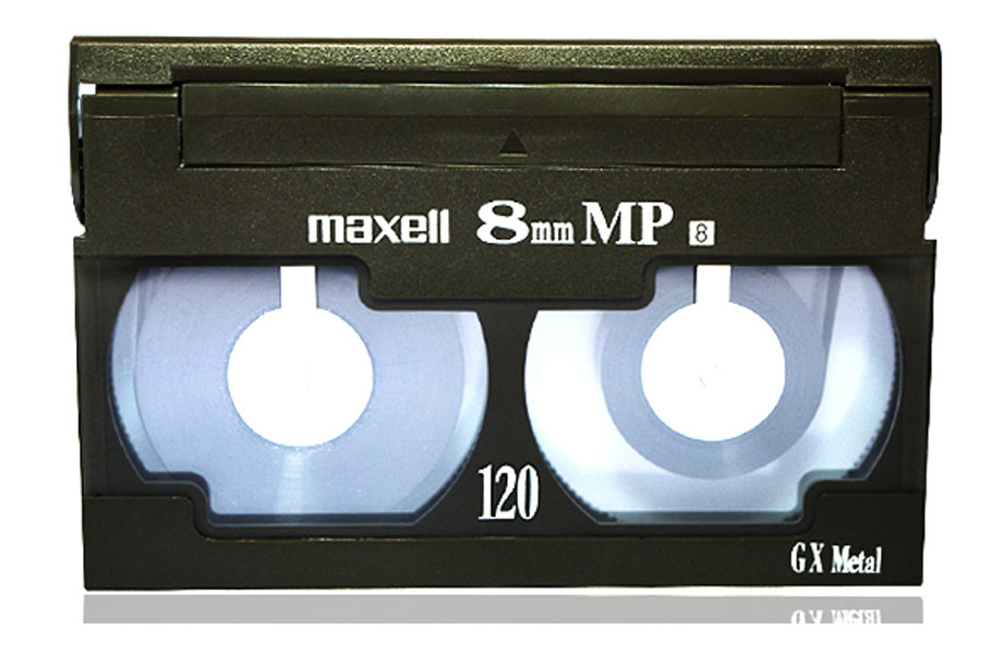 cassette dv format enregistrement