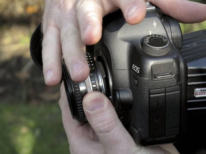 procédé du lens whacking