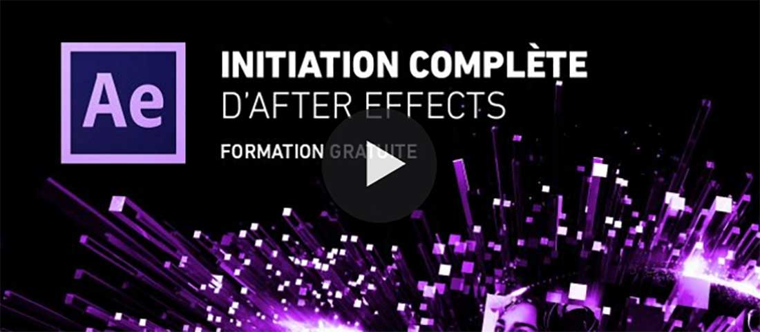 Initiation complète à After Effects