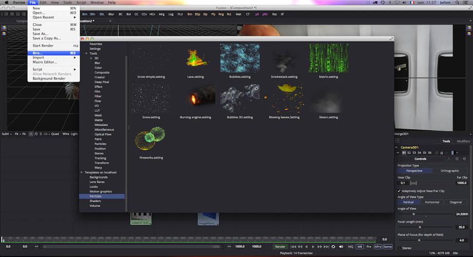 image d'illustration sur le texte 9 tutoriels pour Fusion 8