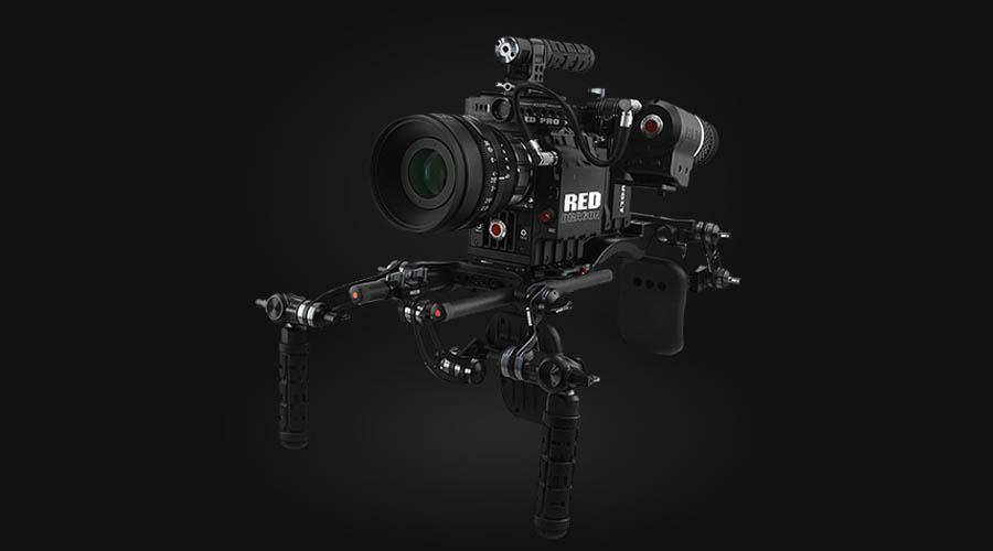 les gammes de caméra RED Dragon