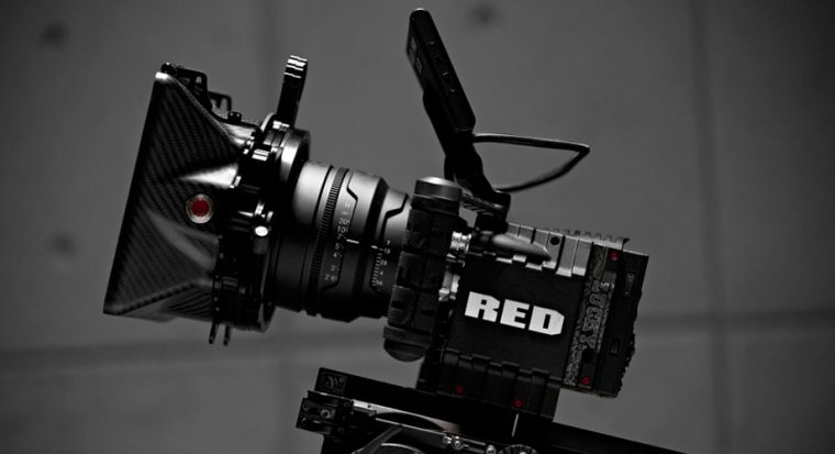 illustration de l'article sur comprendre et parramétrer la camera red epic