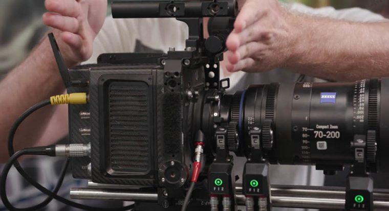 article Comprendre et paramétrer une caméra Arri Alexa Mini