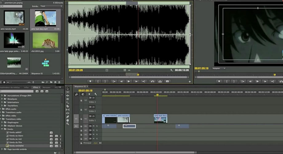 image d'illustration du Tuto Premiere Pro Débuter sur Première Pro CS6 et CC