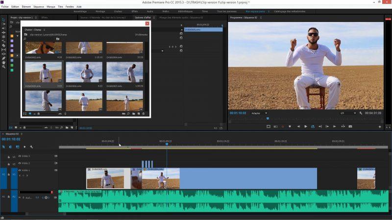 L'effet Strobe dans Premiere Pro CC