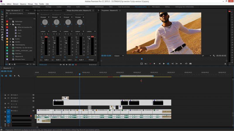 Exportation dans Premiere Pro