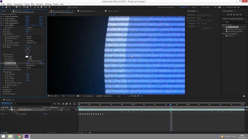 Création d'un hologramme
