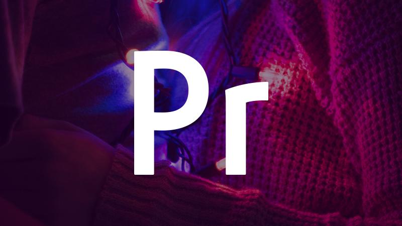 Formation Premiere Pro CC Les Fondamentaux