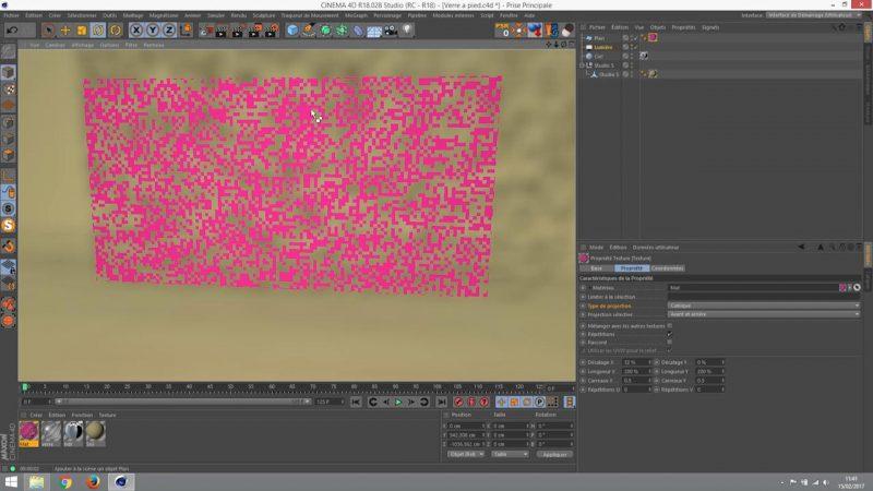 Texture avec un alpha