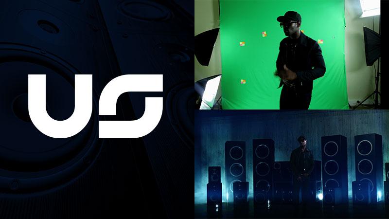 Urban speakers - Scène de clip de de A à Z