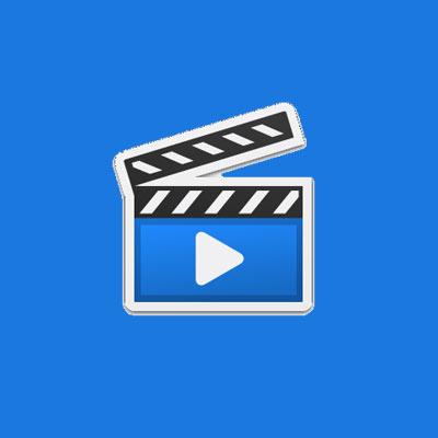 logo du logiciel de montage vidéo Vidiot