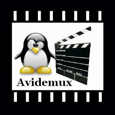 logo du logiciel de montage vidéo avidmux