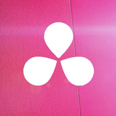 logo du logiciel de montage video davinci resolve