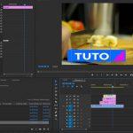 Tuto Premiere Pro : Créer et animer des titres