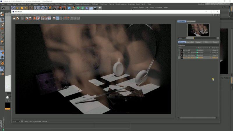 Lights - Image HDR
