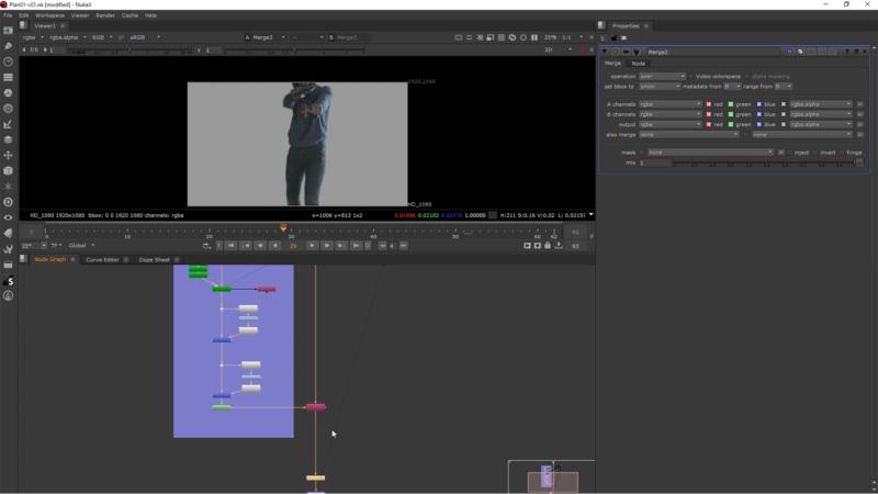 Organisation des plans pour les VFX : création des dossiers et sous-dossiers pour chaque plan
